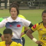 China v Thailand –  Asia Rugby Women's Sevens Series  Sri lanka = 13 October 2018