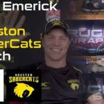 Major League Rugby: Houston SaberCats Head Coach Paul Emerick. Honest & Open After 1st Win.