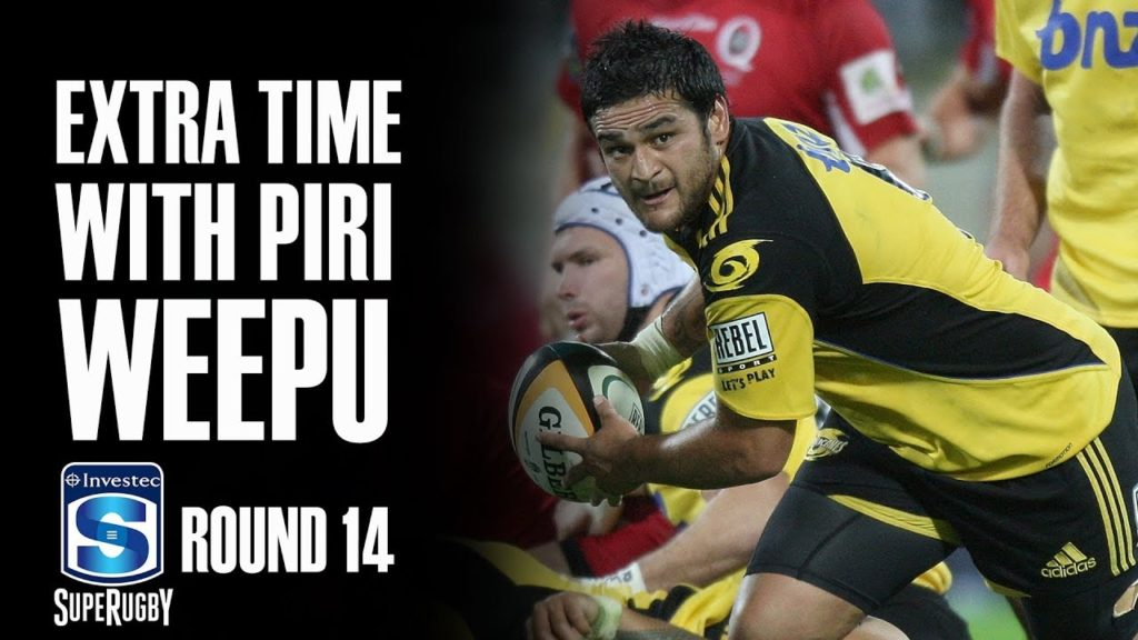 Extra Time with Piri Weepu (Round 14)