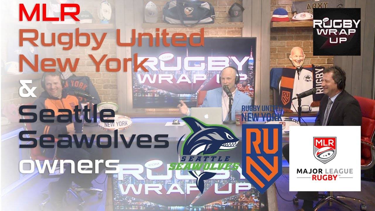 Major League Rugby: Candid Owners Adrian Balfour & James Kennedy re League Issues, Future