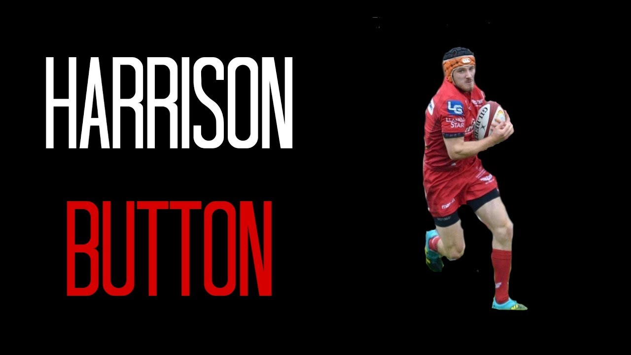 Harrison Button || Remember The Name Series