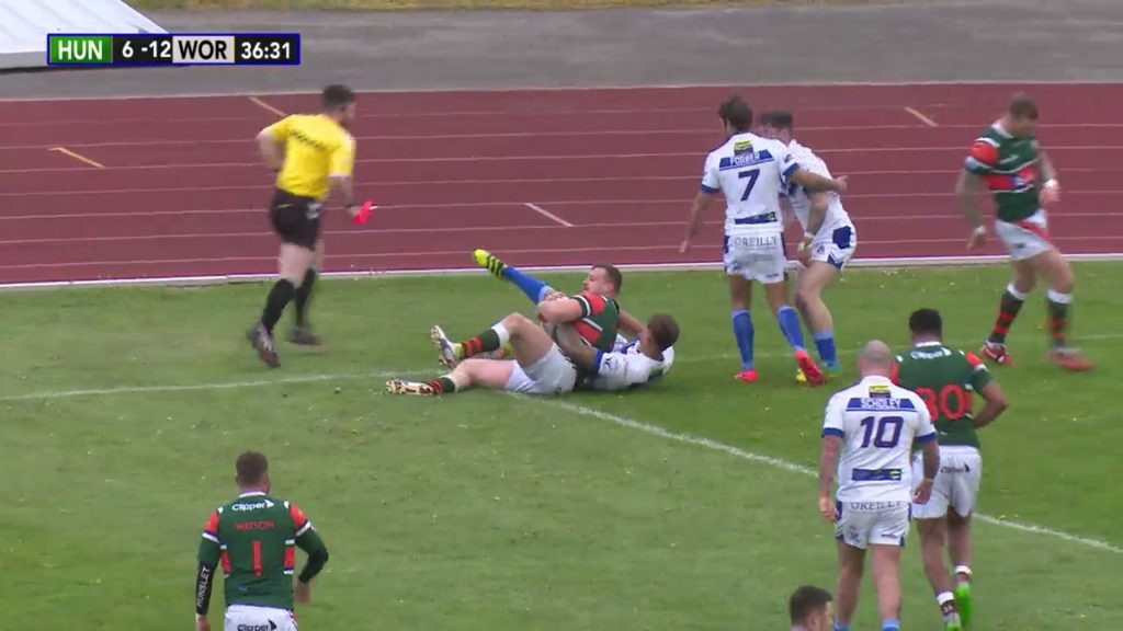 Highlights | Hunslet RLFC 28-31 Workington Town | 1895 Cup