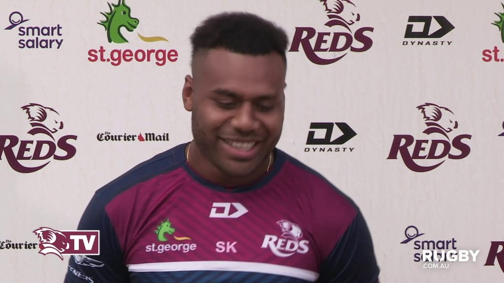 Kerevi not distracted by social media discussion