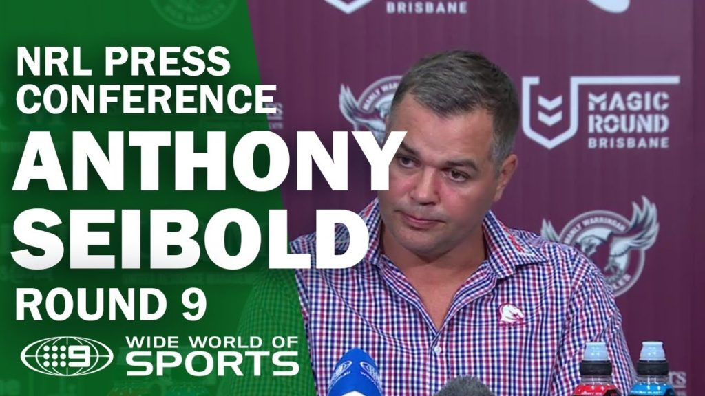 NRL Press Conference: Anthony Seibold – Round 9 | NRL on Nine