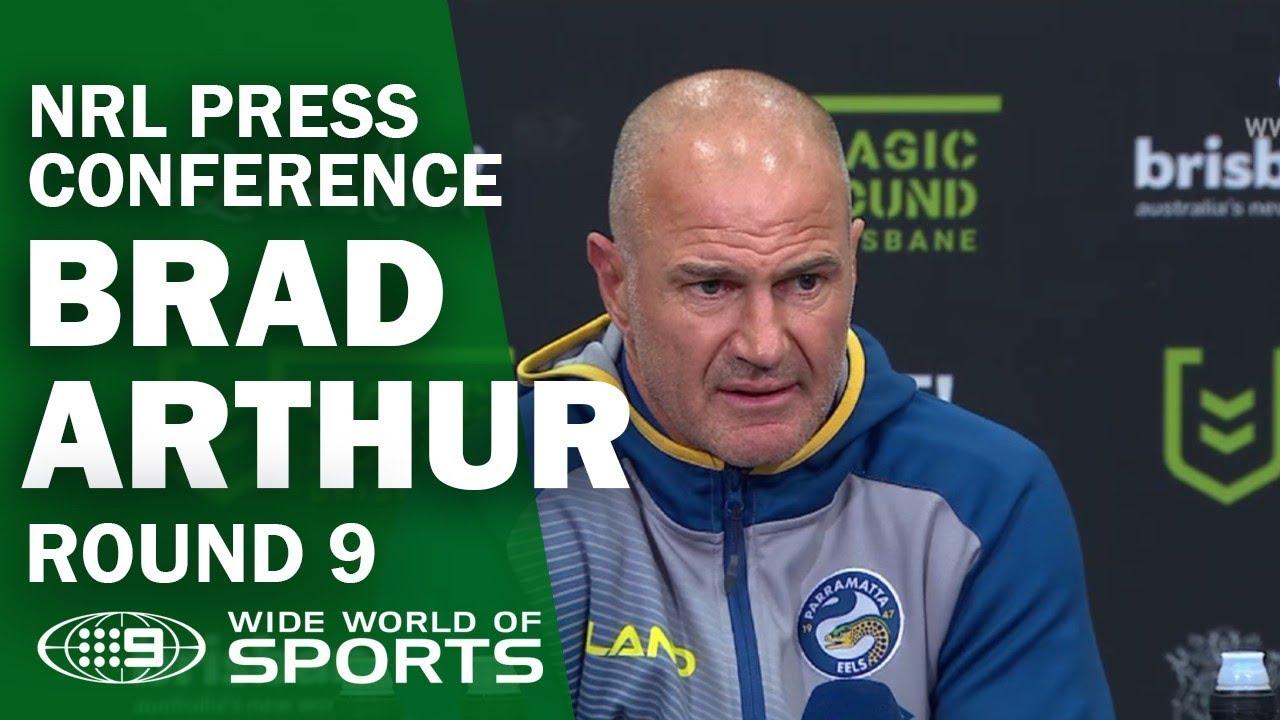 NRL Press Conference: Brad Arthur - Round 9 | NRL on Nine