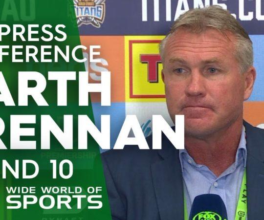 NRL Press Conference: Garth Brennan – Round 10 | NRL on Nine
