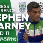 NRL Press Conference: Stephen Kearney – Round 11 | NRL on Nine