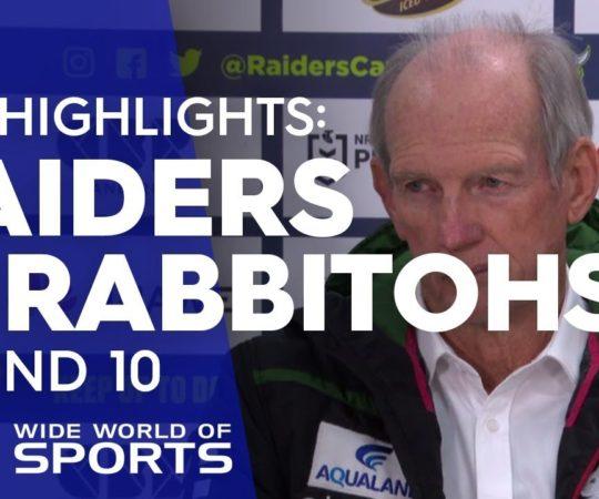 NRL Press Conference: Wayne Bennett – Round 10 | NRL on Nine