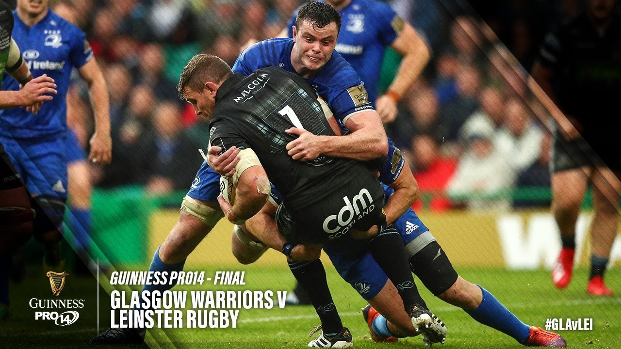 Guinness RO14 Final Series: Final Highlights Glasgow Warriors v Leinster Rugby