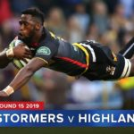 Stormers v Highlanders | Super Rugby 2019 Rd 15 Highlights