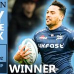 Solomona Scores Stunning Try On Sale breakaway | Citizen Try Of The Week – Round 21 WINNER