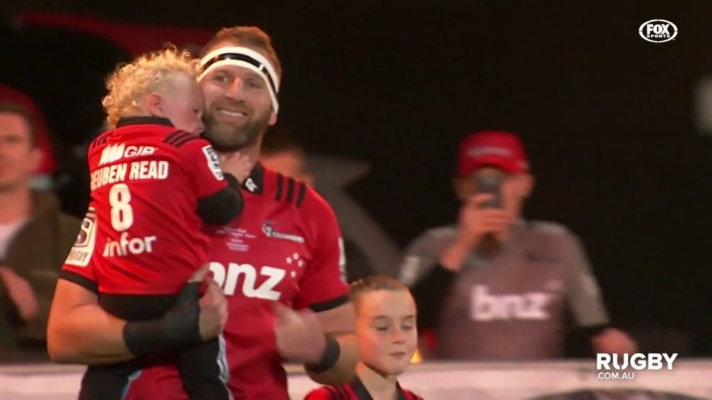 Super Rugby 2019 Round 12: Crusaders vs Sharks