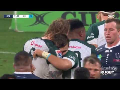 Super Rugby 2019 Round 14: Rebels vs Bulls