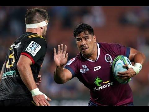 Super Rugby 2019 Round 15: Chiefs vs Reds