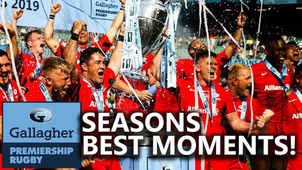 Best Moments Of The Season! | Gallagher Premiership 2018/19