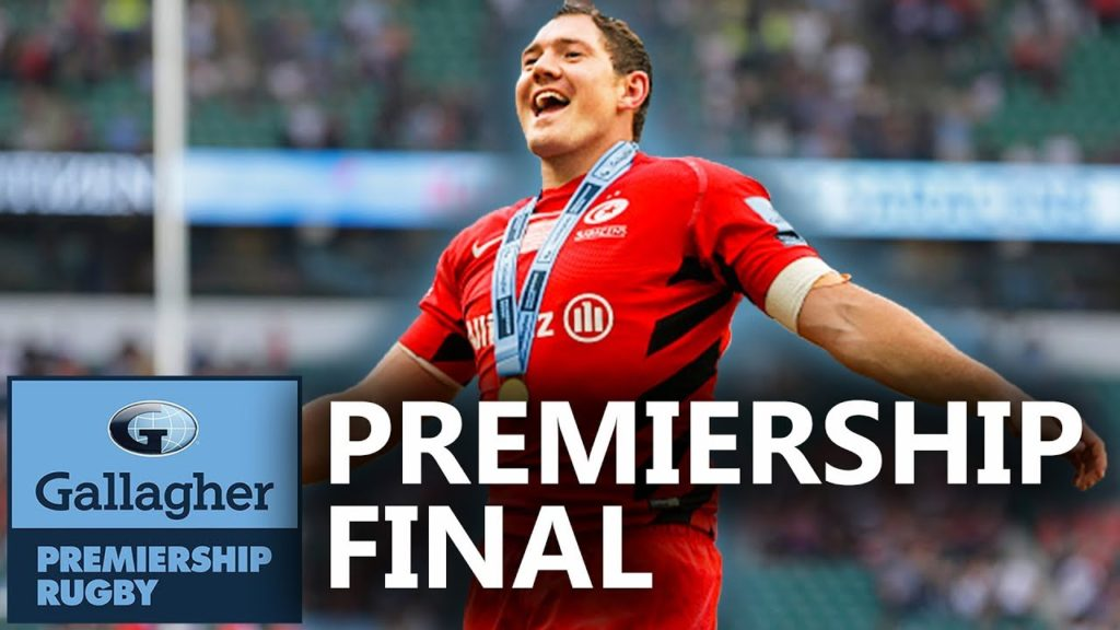 Premiership Final Extra! | An In-Depth Look At The Gallagher Premiership Rugby Final 2019