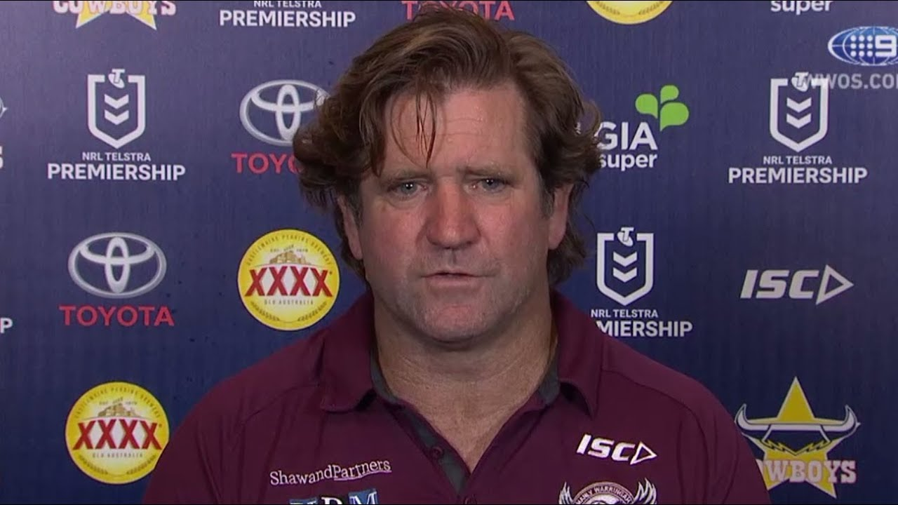 NRL Press Conference: Des Hasler - Round 13 | NRL on Nine