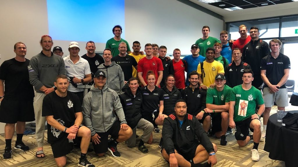 NZ Under 20s day at Rowing NZ