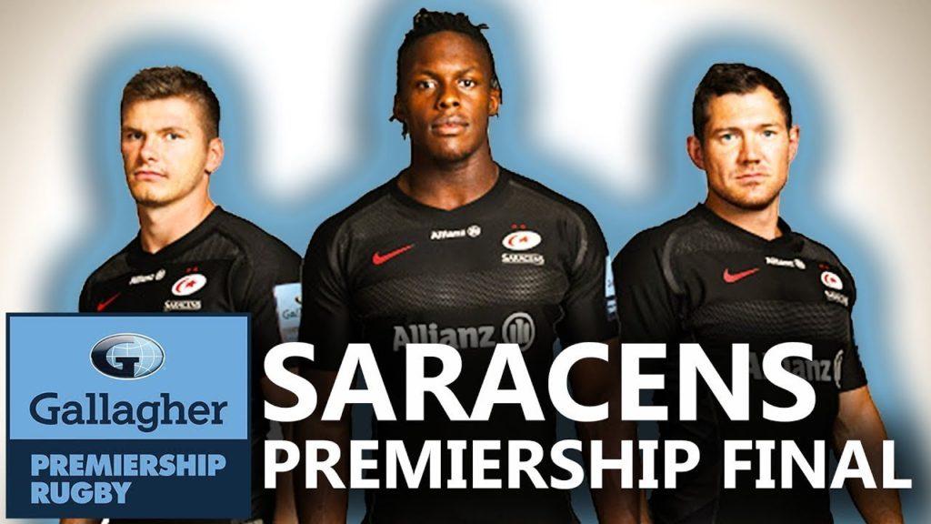 Premiership FINAL | The Story So Far | Saracens
