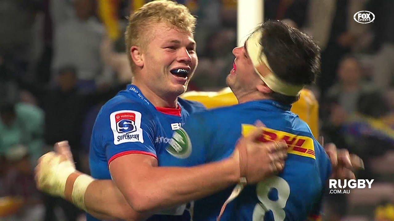 Super Rugby 2019 Round 17: Stormers vs Sunwolves