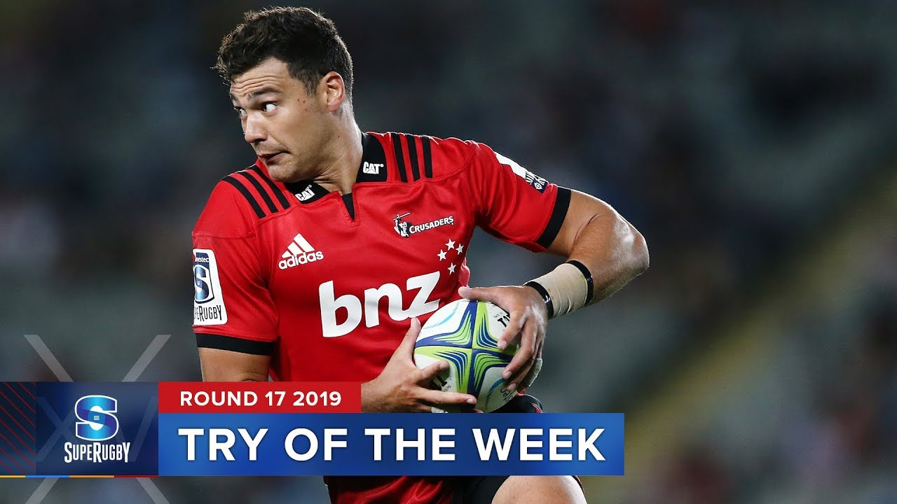 TRY OF THE WEEK | Super Rugby 2019 Rd 17