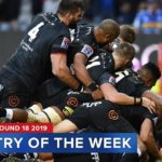 TRY OF THE WEEK | Super Rugby 2019 Rd 18