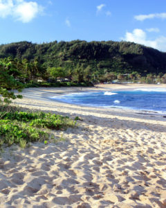 Sunset Beach, O'ahu, tranquility