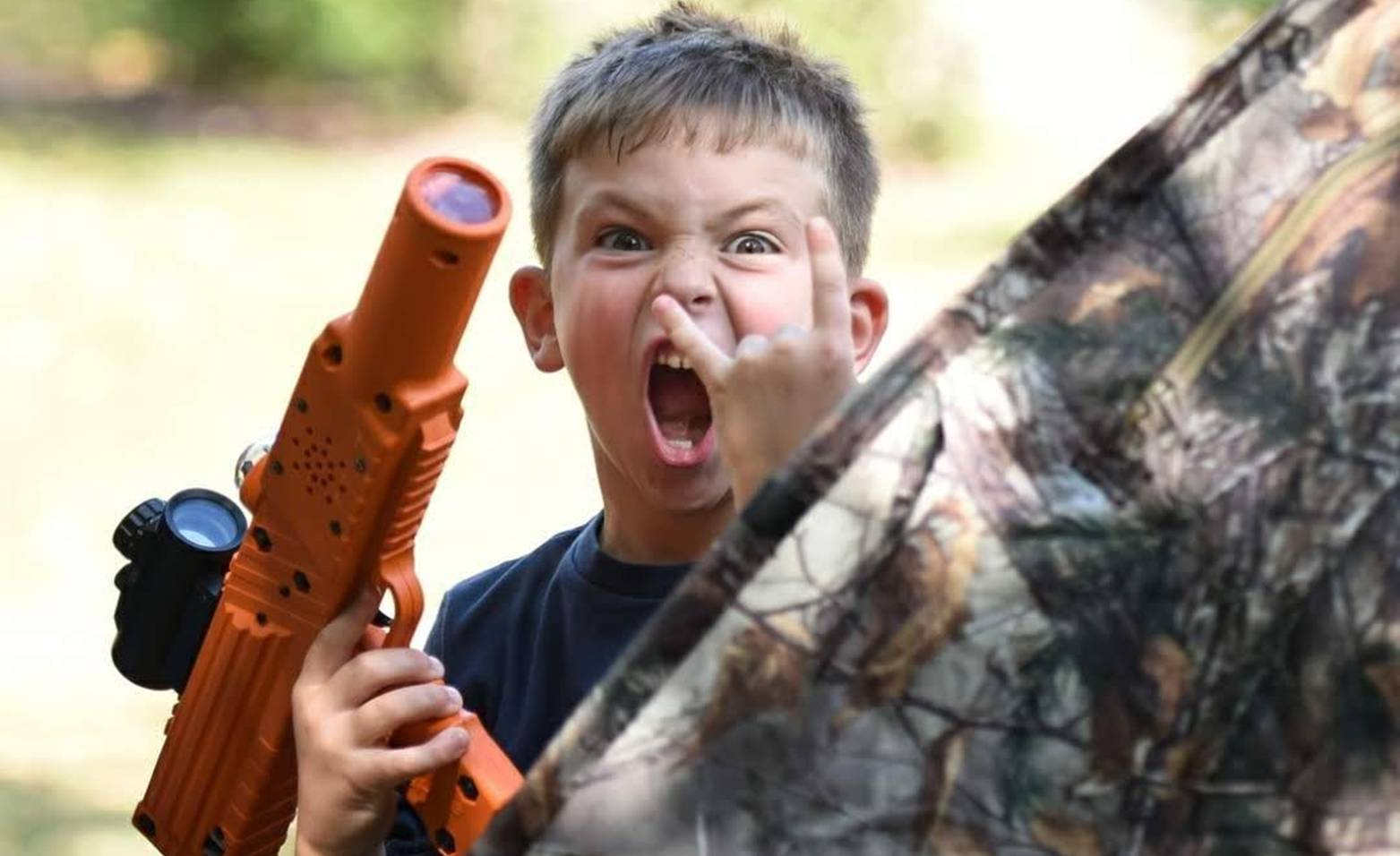 Laser tag birthday party in Chicago and Northwest Indiana