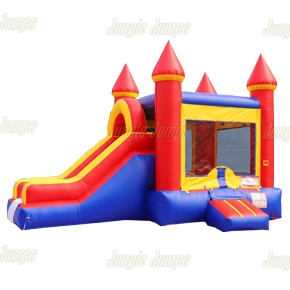 Bounce house jump house inflatable slide rental in Chicago and Northwest Indiana
