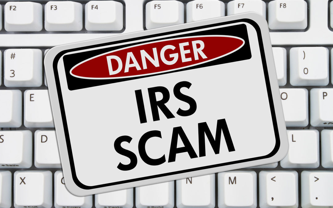 IRS Warns of New Email Scam