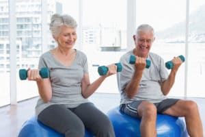 Sarcopenia and Aging: Strength Exercises for Seniors
