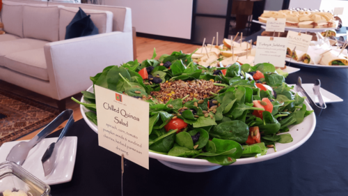 Graviate ABQ - Catering- Slate Street Cafe