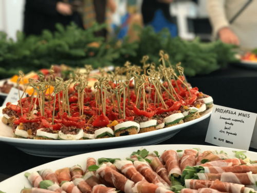 Gravitate ABQ - Caterers - The Grove