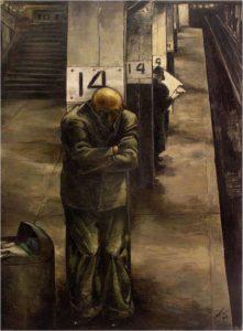 La Calle 14, Camilo Egas, 1937