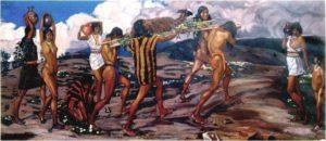 Ofrenda, Camilo Egas, 1922