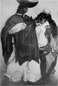 Raza india, Camilo Egas, 1925