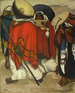 Romeros, Camilo Egas, 1924.