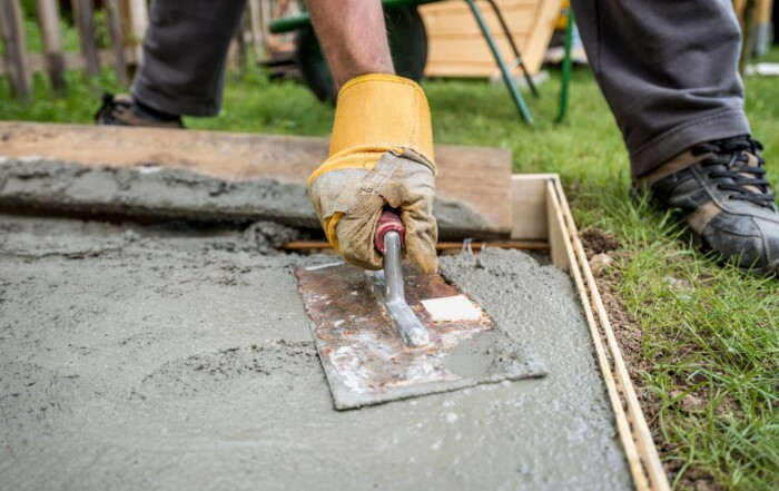 garage floors and foundations