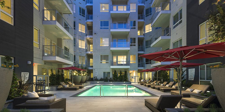 Hanover Debuts Solar-Powered 'Eco-Green' Apartments in Downtown LA