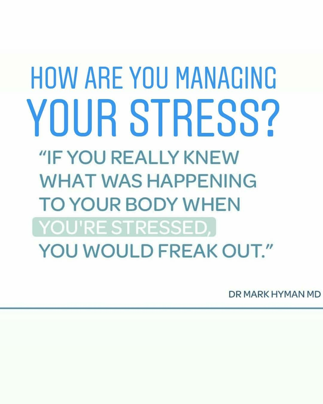 STRESS MANAGERS