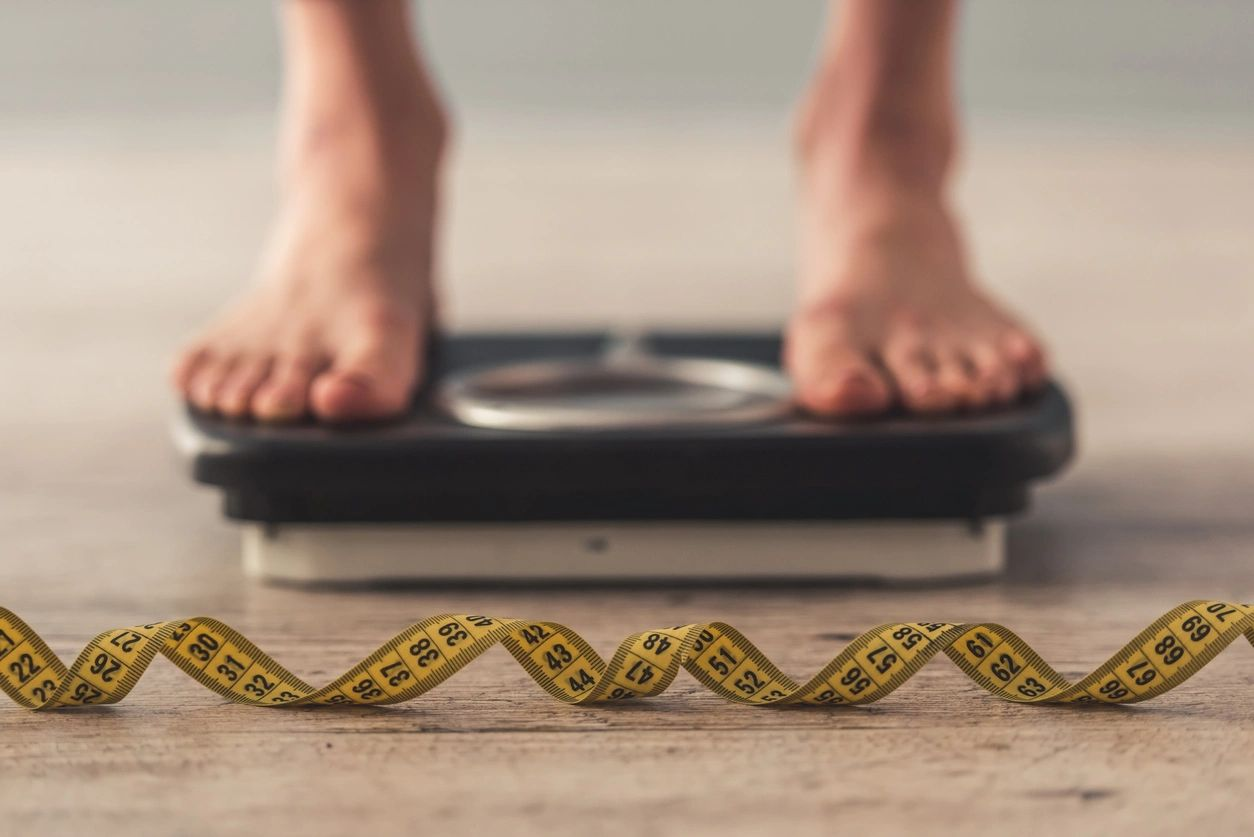 Step Off The Scale…Grab A Tape Measure
