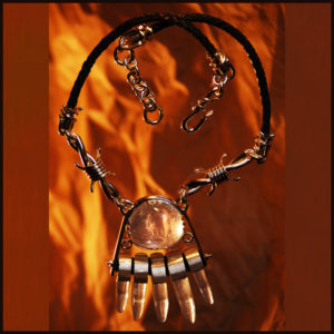 BEAR CLAN NECKLACE