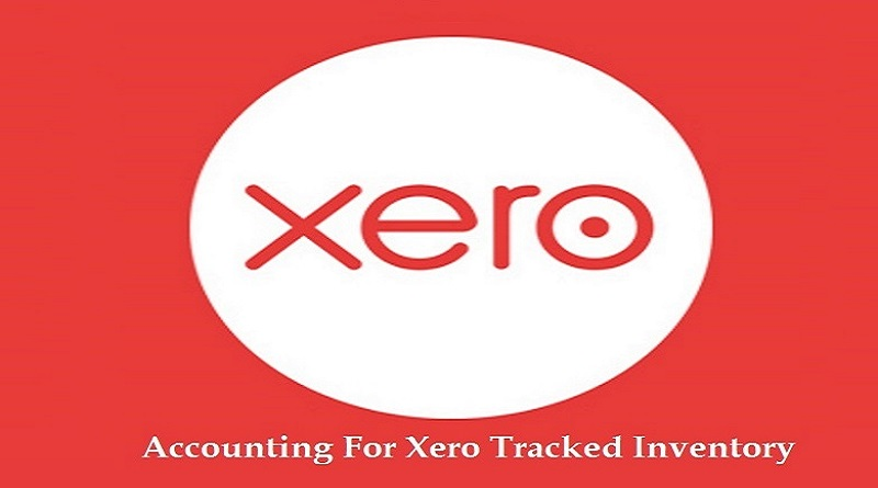 Xero Accounting Entries for Inventory Tracking