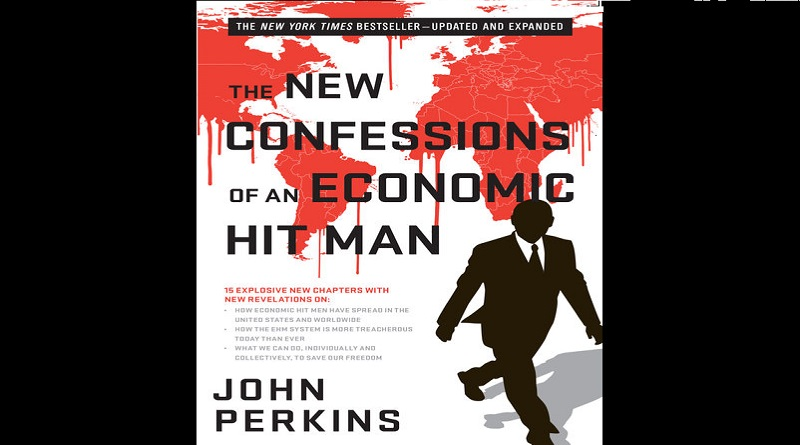 confessions of an economic hit man John Perkins