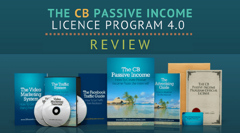 CB Passive Income 4 - Patric Chan - Review