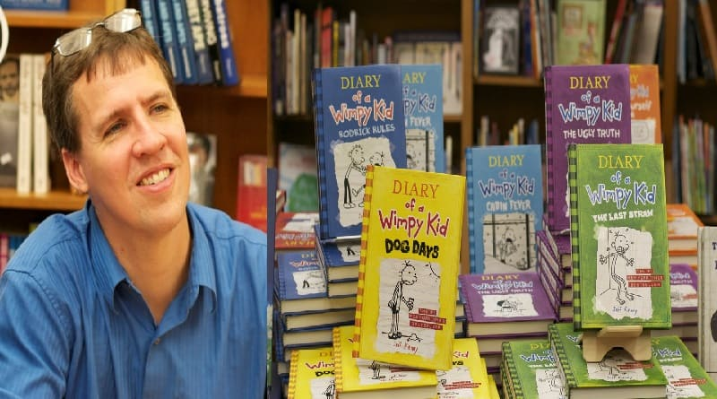 Diary of a Wimpy Kid (DOAWK) by Jeff Kinney - Review