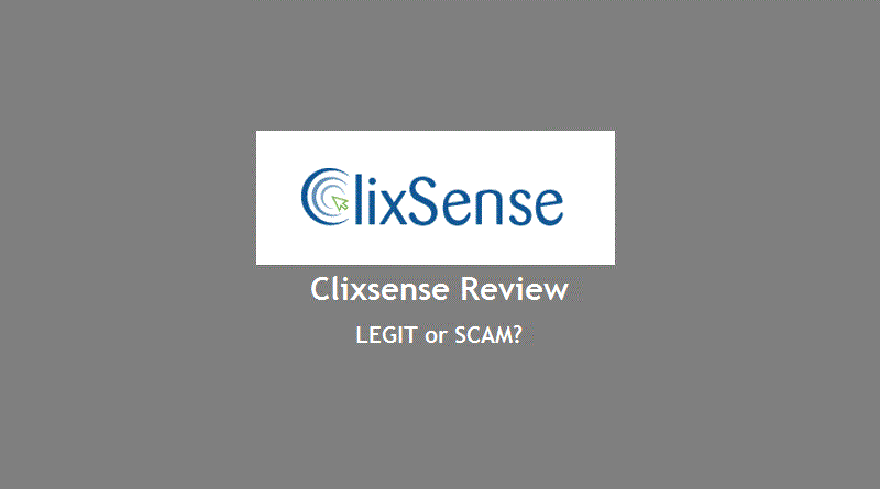 ClixSense Review - Legit or Scam