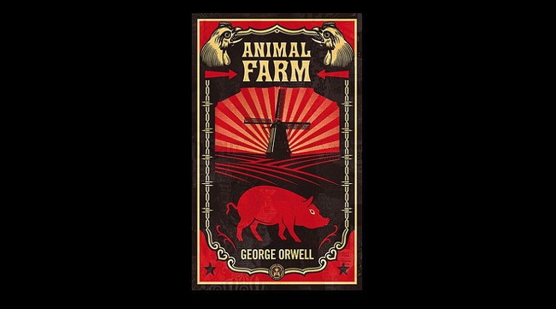 animal farm-George Orwell - Review