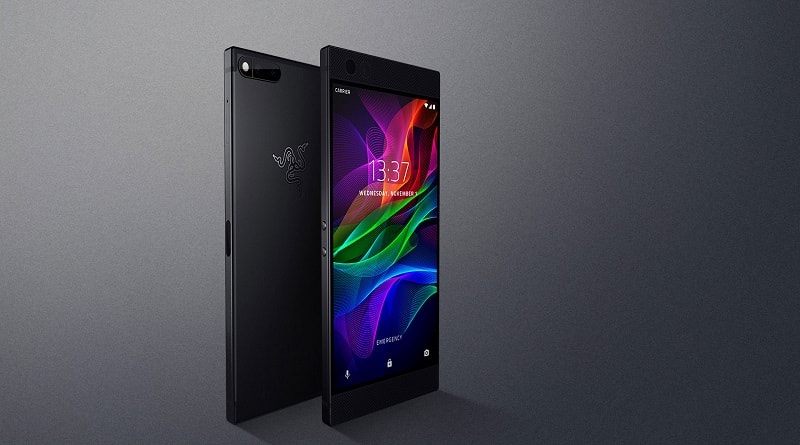 razer smartphone for gamers