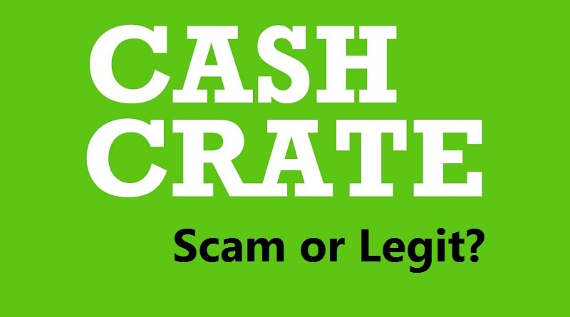 Cashcrate Review - Is Cashcrate Scam or Legit